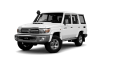 Toyota Land Cruiser 76 2010-2015